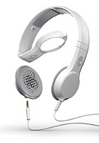 SKULLCANDY Cassette Headphones athletic white w/mic