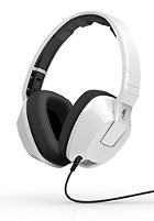 SKULLCANDY Crusher Headphones With Mic white
