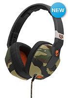 SKULLCANDY Crusher Over-Ear W/Mic 1 Headphones camo/slate/orange