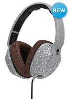 SKULLCANDY Crusher Over-Ear W/Mic 1 Headphones microfloral/gray/black