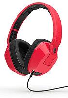SKULLCANDY Crusher Over-Ear W/Mic 1 Headphones red/black/black