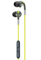 SKULLCANDY Fix In-Ear W/Mic 3 dark gray/light gray/hot lime