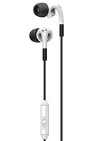 SKULLCANDY Fix In-Ear W/Mic 3 Headphones white/chrome