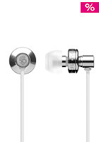 SKULLCANDY FullMetalJacket Headphones w/mic chrome