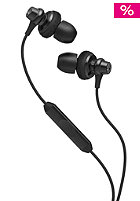 SKULLCANDY Heavy Medal In-Ear Headphones  w/mic black