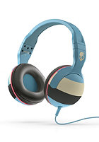 SKULLCANDY Hesh 2.0 Headphones With Mic surf stripe blue cream