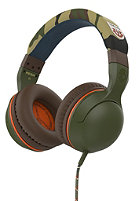 SKULLCANDY Hesh 2 Over-Ear W/Mic1 camo/olive/olive