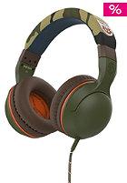 SKULLCANDY Hesh 2 Over-Ear W/Mic1 camo/olive/olive