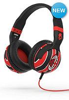 SKULLCANDY Hesh 2 Over-Ear W/Mic1 Headphones ac milan/red/black