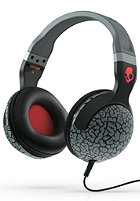 SKULLCANDY Hesh 2 Over-Ear W/Mic1 Headphones elephant grey/grey/red