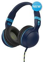 SKULLCANDY Hesh 2 Over-Ear W/Mic1 Headphones navy/hot lime/hot blue