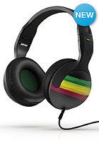 SKULLCANDY Hesh 2 Over-Ear W/Mic1 Headphones rasta/green/black