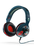 SKULLCANDY Hesh 2 Over-Ear W/Mic1 paul frank navy red