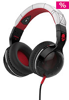 SKULLCANDY Hesh 2 Over-Ear W/Mic1 spaced out/clear/after burner