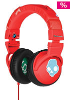 SKULLCANDY Hesh Headphones with Mic red