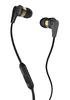 SKULLCANDY INKD 2.0 Headphones gold/black w/mic