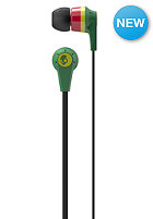 SKULLCANDY Inkd 2.0 In-Ear Headphones rasta