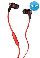 SKULLCANDY Inkd 2.0 In-Ear W/Mic 1 Headphones ac milan/red/black