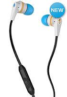 SKULLCANDY Inkd 2.0 In-Ear W/Mic 1 Headphones olympique/white/gold