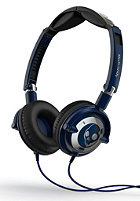 SKULLCANDY Lowrider Headphones navy/chrome w/mic