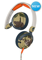 SKULLCANDY Lowrider On-Ear W/Mic 1 Headphones camo/bone/slate