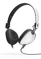 SKULLCANDY Navigator Headphones w/mic3 white/black