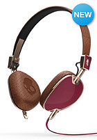 SKULLCANDY Navigator On-Ear W/Mic 3 maroon/brown/copper