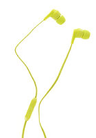 SKULLCANDY Riot In-Ear W/Mic 1 Headphones hot lime/hot lime/hot lime