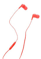 SKULLCANDY Riot In-Ear W/Mic 1 Headphones red/red/red