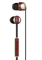 SKULLCANDY Smokin Bud 2 Headphones With Mic tortoise black black
