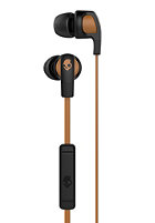 SKULLCANDY Smokin Bud 2 In-Ear W/Mic 1 black/tan/tan