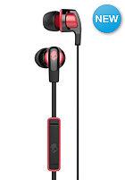 SKULLCANDY Smokin Bud 2 In-Ear W/Mic 1 Headphones black/red/red