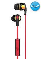 SKULLCANDY Smokin Bud 2 In-Ear W/Mic 1 Headphones spaced out/orange iridium/afterburner