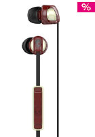 SKULLCANDY Smokin Bud 2 In-Ear W/Mic 1 Headphones tortoise black black