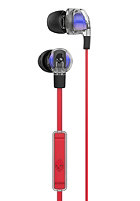 SKULLCANDY Smokin Bud 2 In-Ear W/Mic 1 spaced out/clear/black