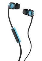 SKULLCANDY Smokin Bud 2 With Mic hot blue hot lime hot lime