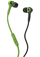 SKULLCANDY Smokin Buds Headphones green/black