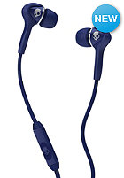 SKULLCANDY Smokin Buds Headphones navy/chrome