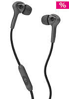 SKULLCANDY Smokin Buds Mic1 Headphones carbon grey/black