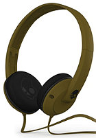 SKULLCANDY Uprock Headphones army green w/mic