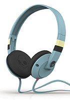 SKULLCANDY Uprock Headphones With Mic surf/stripe/blue/cream