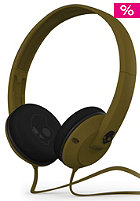Uprock On-Ear W/Mic 1 Headphones army green w/mic