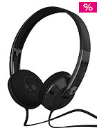 Uprock On-Ear W/Mic 1 Headphones black/black w/mic
