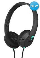 SKULLCANDY Uprock On-Ear W/Mic 1 Headphones carbon/carbon/mint