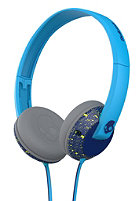 SKULLCANDY Uprock On-Ear W/Mic 1 Headphones navy/hot lime/hot blue