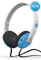 SKULLCANDY Uprock On-Ear W/Mic 1 Headphones olympique/white/blue