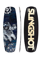 SLINGSHOT Kine Wakeboard 2013 137cm blue/white