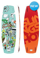 SLINGSHOT Shredtown 2014 139cm green