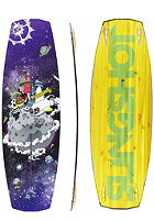 SLINGSHOT Shredtown Wakeboard 2013 143cm purple/yellow