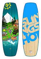 SLINGSHOT Terrain 2015 Wakeboard 144cm multicolor